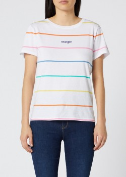 Wrangler® Regular Tee - Real White