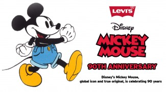 Levi's® Mickey Mouse 90th Anniversary