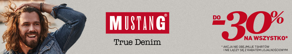 Mustang® True Denim do -30%