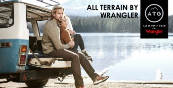 Wrangler® All Terain Gear
