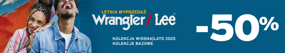 Wrangler® Lee® MidSeason Sale do -50%